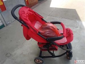 出售一个儿童推车可坐可躺