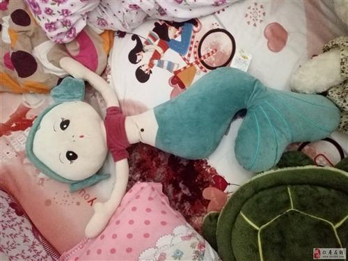 閑置布娃娃、玩偶便宜出手