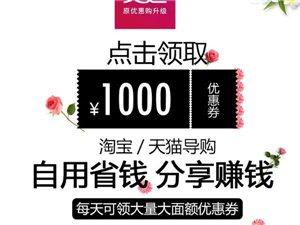 购物群月入6000?揭秘天猫优惠券商机!