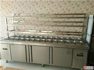 冰柜为两个压缩机,2.5米长,