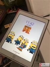 便宜出售95成新银色ipad,绝对超值!