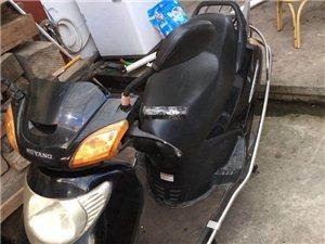两年的摩托,低价出售。1000块