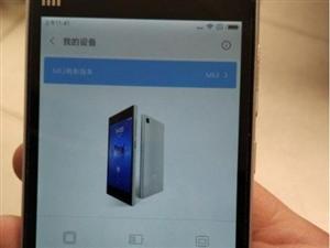 小米3手机