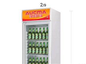 转让95成新澳柯玛冰藏柜一台