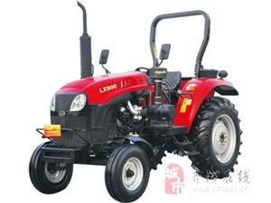 出售联合收割机+东方红850(带粉碎机旋耕机)一套