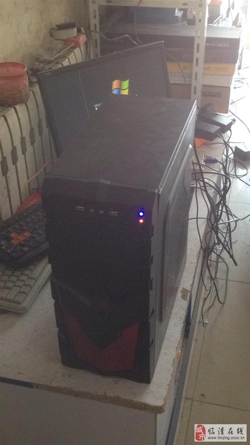 旧电脑主机一台
