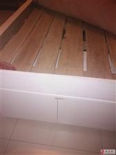 1.5米带箱体的实木床