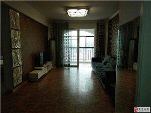 上河城电梯房精装齐全二室1500元/月