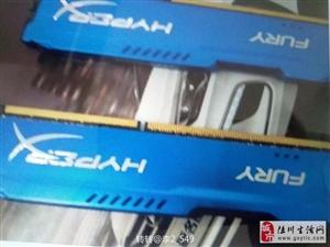 DDR318668G单条骇客内存2条