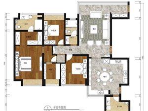 贵阳装修公司未来?#34903;?#22235;居室170平美式风格装修设计