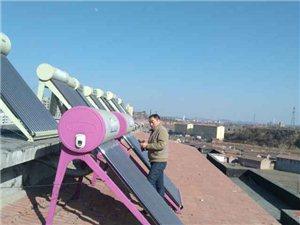 專業清洗、維修太陽能
