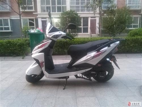 因换车9成新踏板摩托出售