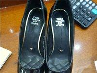 Tata女士鞋,36码,正品专柜购买