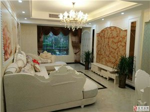46186西城国际小高层2楼3室精装带全套家具
