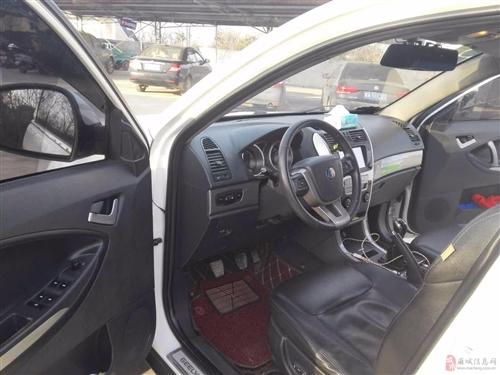 個人車吉利SX72014款1.8L手動尊貴型