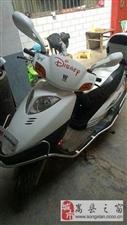 现有豪爵铃木125摩托车一辆急于出售  9成新