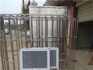 邛崃防护栏雨棚防盗门铝合金不锈钢门窗彩钢棚水电安装