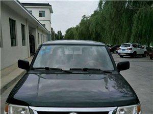 东风郑州日产柴油四驱3.0T皮卡车一辆出售