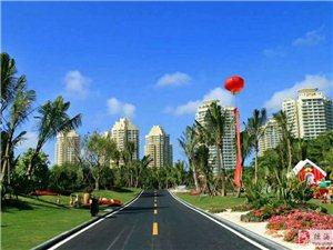琼海博鳌环境优美一线海景景观房碧桂园东海岸两房