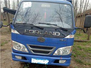 出售货车一辆,证件齐全,无大修,无事故。价格面谈。