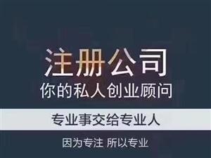 免费注册公司,代理记账报税165月