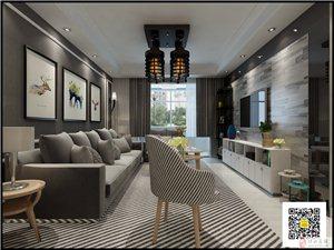 淄博最好的裝修公司−−淄博九創裝飾簡約案例欣賞