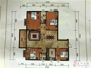 骏景旁边龙园新邨电梯4室2厅2卫61.61万