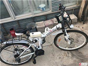 9成新电动自行车,助力车出售。
