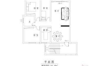 城口县法院对面  3室2厅1卫42.98万元