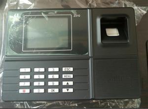 力士LU-2310彩屏指纹考勤机指纹打卡机