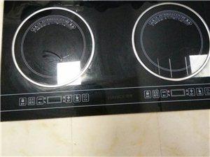 出售全新未使用双头电磁炉一台