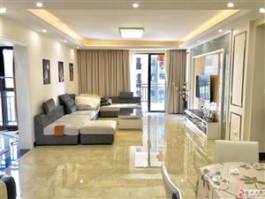 怡景豪园高层4房2厅3卫售148万元新房拎包入住