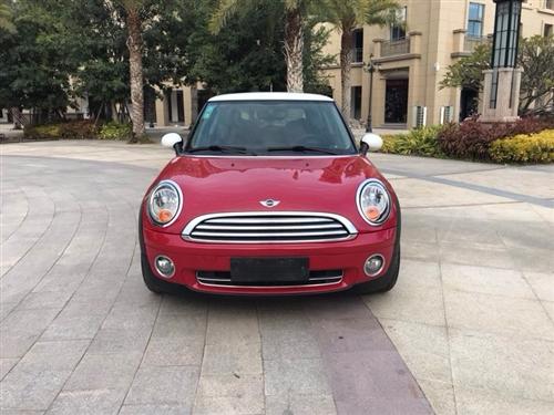 出售宝马MINI-红色-物美价廉-千手优车