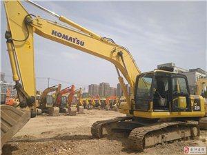 出售小松220-8二手挖掘机低价转让