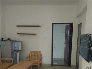 水晶城1室1厅精装赠送全新家具,投资首选拎包入住
