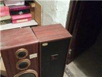 音响,功放机,影碟机,音响尺寸200X250X800MM