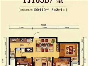 碧桂园首付20万小高层公摊小户型好仅售55万元