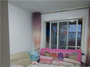 观海花园105平简装客厅向阳南北通透多层2楼