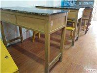 補習班課桌凳子