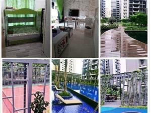 蓝天丽城1719房-精装3室¥3800元月