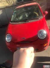 出售10年红色QQ3车好价低一公里2毛多钱