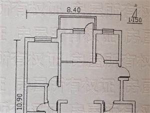 东方新城三室两厅两卫3室2厅2卫79万元