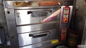 转让烤箱、压皮机、发酵箱、和面机、油炸锅、推车等