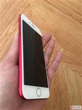 iPhone7红色128G国行八成新