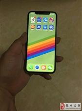 出售苹果x手机,港版256g。5000元。发票齐全