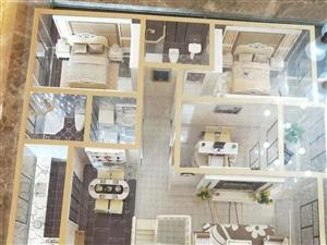 西区唯一现房交房送装修花园洋房单价7300超低首付