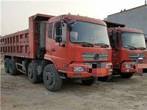 急售轻量化6-7.6米/1.5米前四后八自卸车