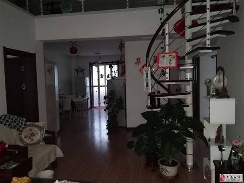 福华里5楼带阁楼超大三室视野开阔南北通透