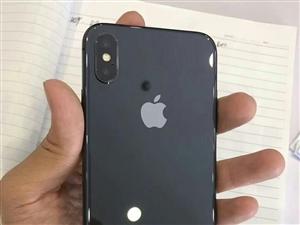 出售iPhone8X黑色256G4800