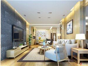 时代花园中间楼层豪华装修送家具家电地下室60